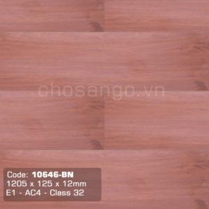 Sàn gỗ cao cấp Thaixin 10646-BN chống nấm mốc