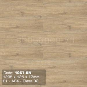 Sàn gỗ chính hãng Thaixin 1067-BN nhập khẩu 100%
