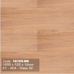 Sàn gỗ Thaixin 10729-BN vân gỗ sang trọng, tinh tế