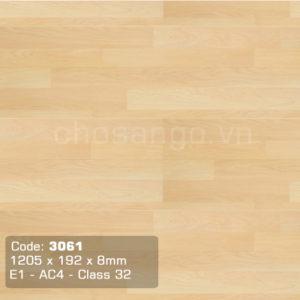 Sàn gỗ chính hãng Thaixin 3061