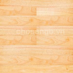 Sàn gỗ tự nhiên Cao Su 950mm chất lượng