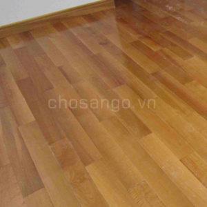 Sàn gỗ Băng Lăng 750mm Cao Cấp