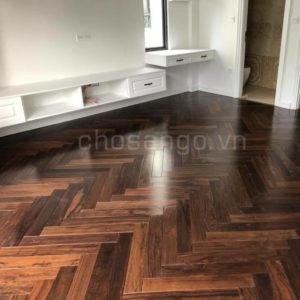 Sàn gỗ Chiu Liu 450mm cao cấp