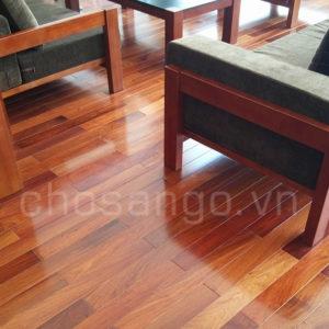 Sàn gỗ tự nhiên Giáng Hương Lào 750 cao cấp
