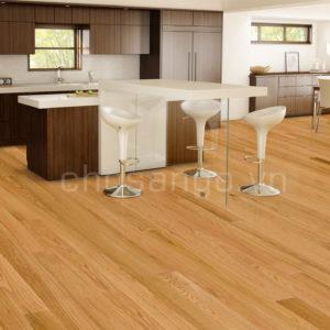 Sàn gỗ Sồi Đỏ Tự Nhiên 1200mm
