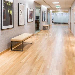 Sàn gỗ Sồi Trắng tự nhiên 450mm