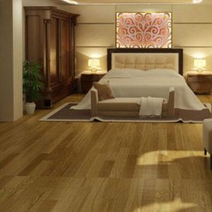 Sàn gỗ tự nhiên Pơ mu 900mm có mùi thơm