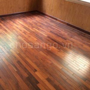Sàn gỗ tự nhiên Căm Xe Lào 1200mm