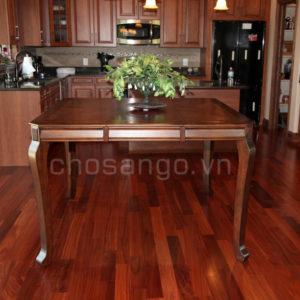 Sàn gỗ Tự nhiên Lim Nam Phi 450mm