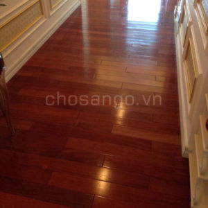 Sàn gỗ Tự nhiên Lim Nam Phi 600mm