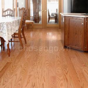 Sàn gỗ Tự Nhiên Red Oak 1050mm