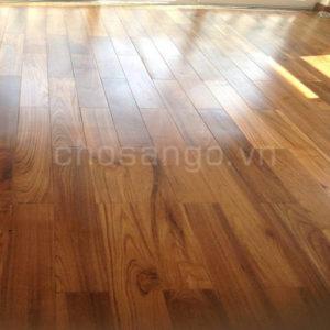 Sàn gỗ tự nhiên Teak 1200mm