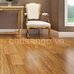 Sàn gỗ tự nhiên Teak 450mm