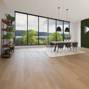 Sàn gỗ tự nhiên White Oak 750mm