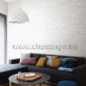 Hình thực tế giấy dán tường Hàn Quốc Lohas 87355-1