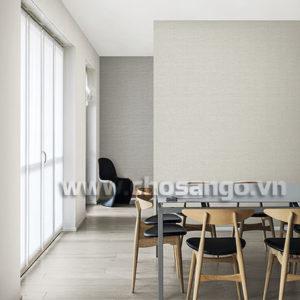 Giấy dán tường Hàn Quốc Lohas 87390-3 phối màu 87390-4